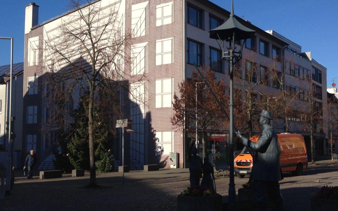 gepflegtes Geschäftshaus mit attraktiver Rendite im Zentrum von Saarbrücken Dudweiler