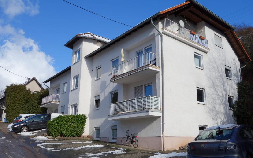 Nalbach, ein nicht alltägliches Angebot, moderne 3 ZKB, AB, Balkon, Stellplatz