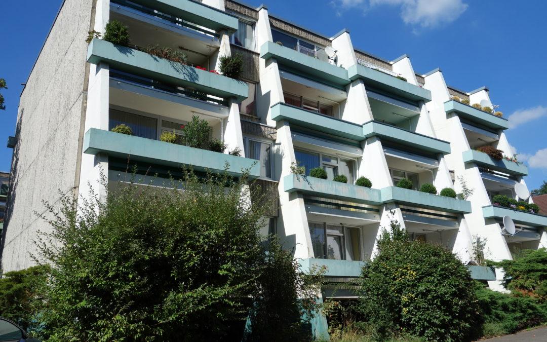 Dillingen, top ETW, komplett renoviert, 2 Zimmer Küche Bad, AB, Balkone, diverse Stellplätze