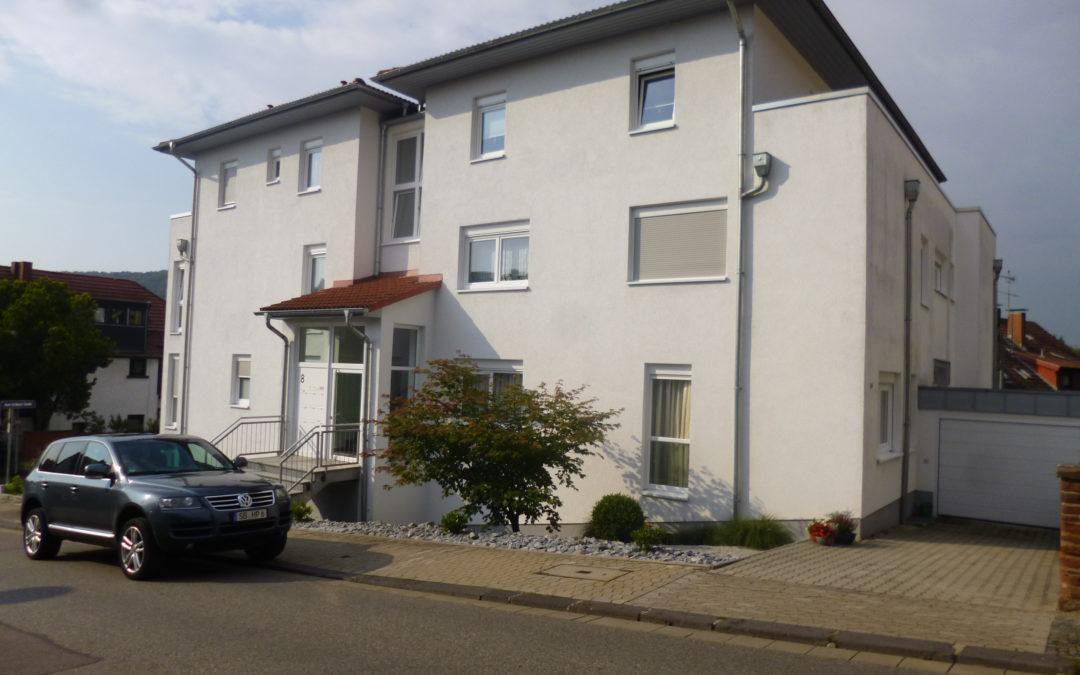 neuwertige 2-3 ZKB Wohnung in sehr guter Wohnlage von Saarbrücken