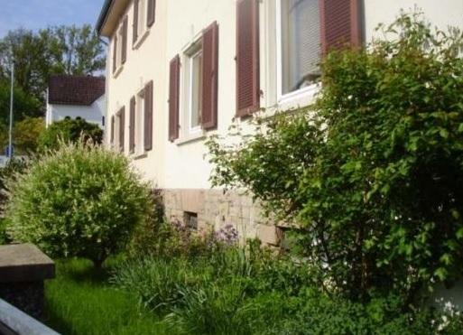 renovierter Altbau mit viel Charme in bevorzugter Lage von St. Ingbert-Süd