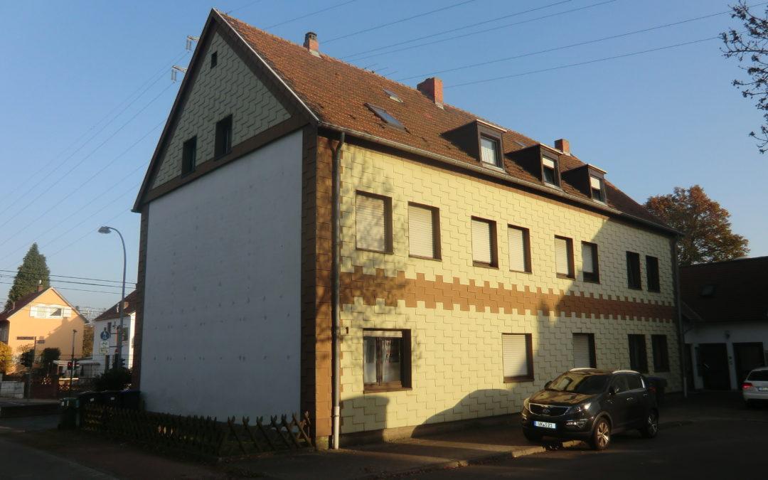 renoviertes und vermietetes Mehrfamilienhaus auf dem Rastpfuhl