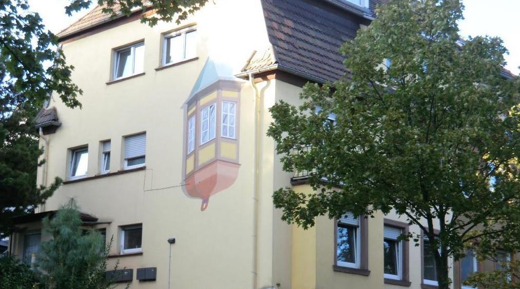schöne Wohnung in renoviertem Altbau in Saarbrücken St. Arnual