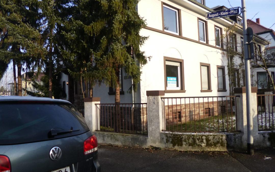 Villenartiges 1 Familienhaus – viel Platz für die große Familie