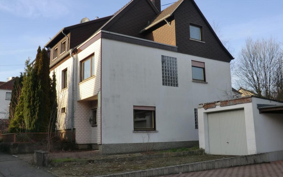1-2 Familienhaus mit viel Platz und ruhiger Lage